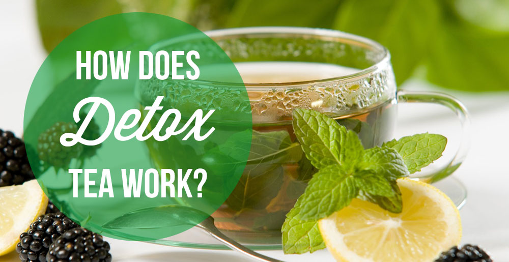 detox tea benefits side effects images