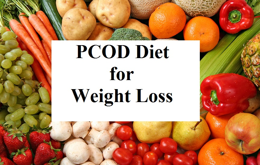 PCOS Diet for Weight Loss